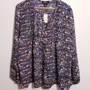 Nine West blouse NWT!